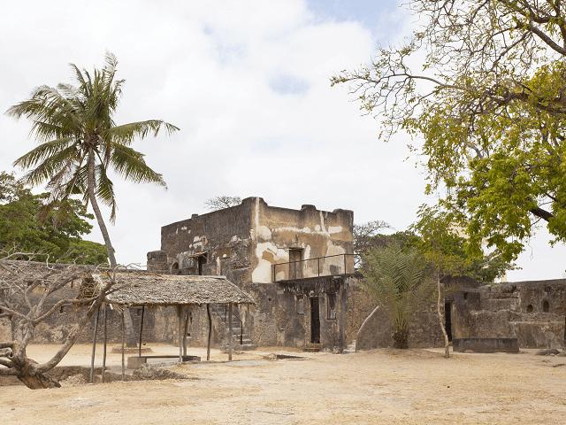 Pevnost Jesus v Mombase