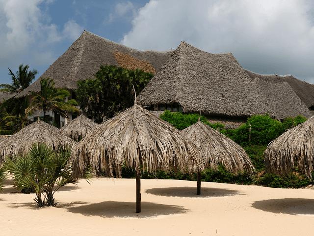 Pláž Malindy, v africkej Keni
